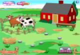 العاب المزرعة السعيدة الحقيقية