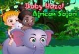 العاب بيبي هازل رحلة السفاري الافريقية