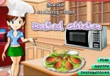 العاب طبخ افخاد الدجاج مع سارة 2016