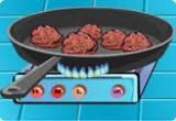العاب طبخ اللحم مع البهار