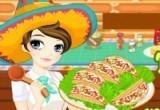 العاب طبخ سندوتشات النقانق مع سارة