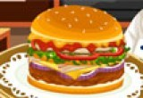 العاب طبخ همبوجر المطاعم