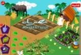 لعبة المزرعة العربية السعيدة