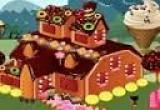 لعبة بيت الحلوى اللذيذ