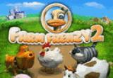 لعبة جنون المزارع 2 الجديدة