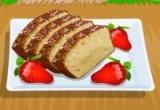 لعبة طبخ الكيكة المقطعة