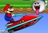 لعبة ماريو جت سكي الحقيقية