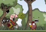 لعبة القرد المجنون الحقيقية
